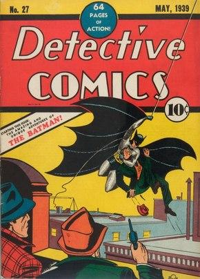 batman dansk tegneserie