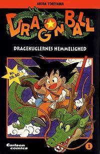 dragon ball tegneserie