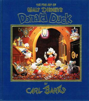 The Fine Art of WD Donald Duck forside.jpg
