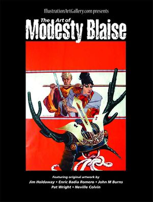 The Art of Modesty Blaise.jpg