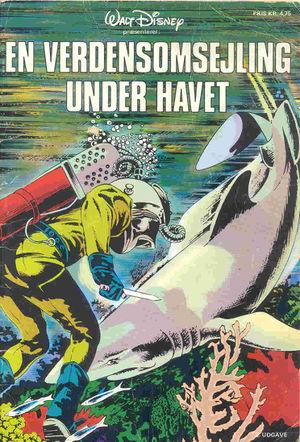 en verdensomsejling under havet