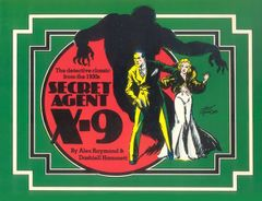 Secret Agent X-9 by Alex Raymond and Dashiell Hammett.jpg