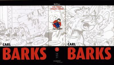 carl barks samlede værker